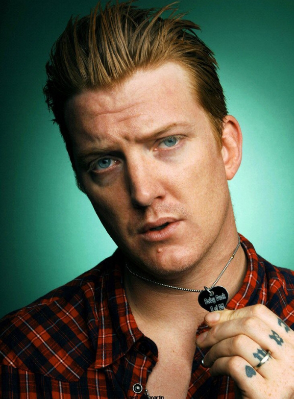 Josh Homme, Queens of the Stone Age, QOTSA