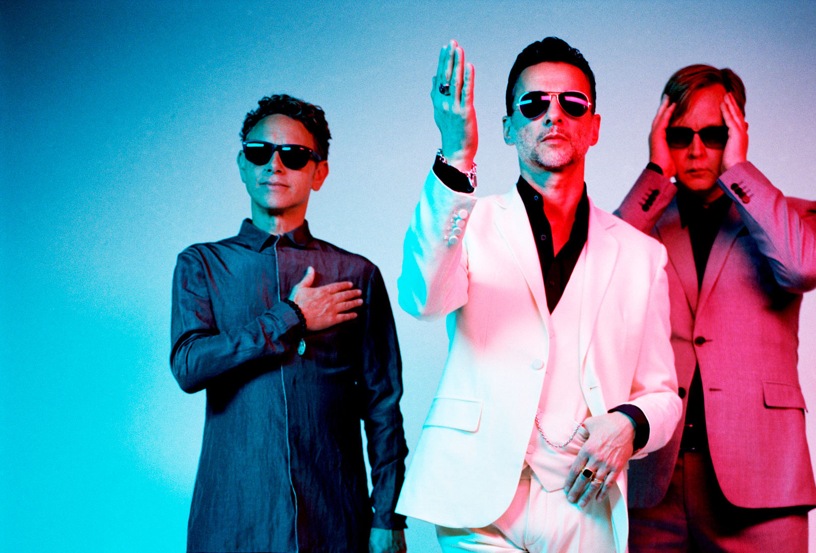Depeche Mode announced that they will release a new album in March ...