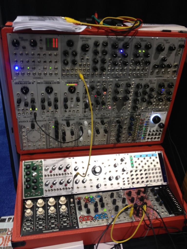 Modular synths, NAMM