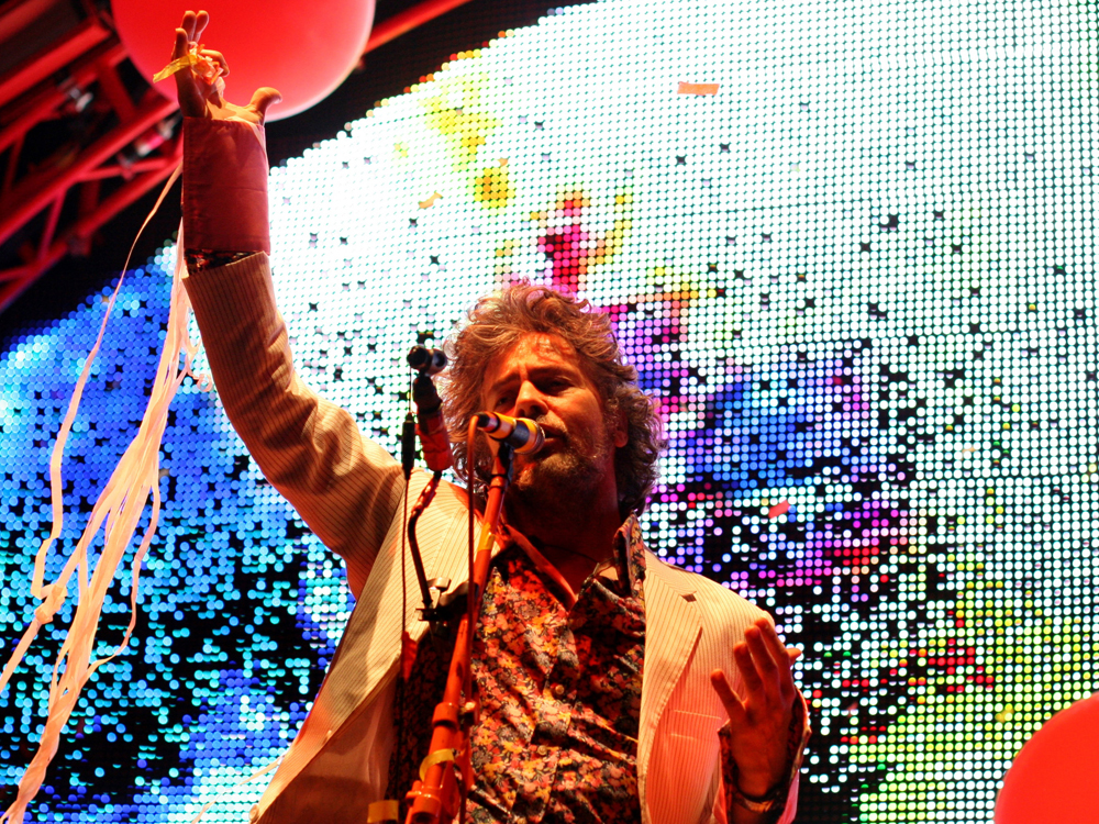 Wayne Coyne, the Flaming Lips,