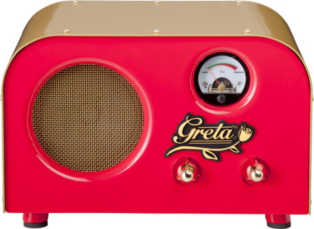 Fender Pawnshop, Greta, tube amp