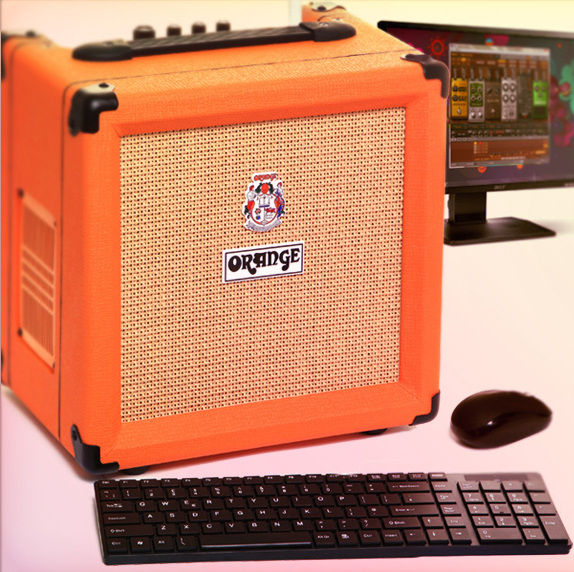Orange, Orange Amplifier, Orange Personal Computer, Orange PC, Orange OPC, OPC