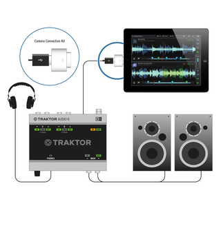 Traktor DJ, DJ app, iOS DJ, Native Instruments DJ,