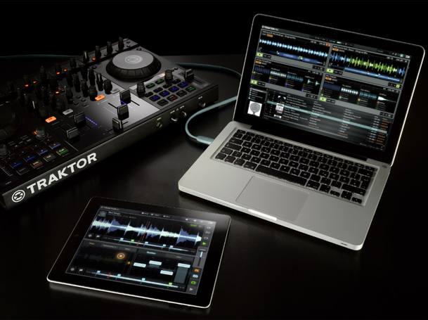 Traktor DJ, DJ app, iOS DJ, Native Instruments DJ, iPad DJ, Traktor Pro
