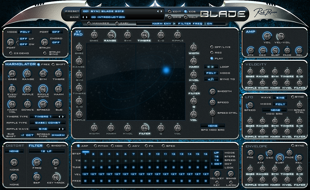 Rob Papen, EDM Synth Bundle, Blade