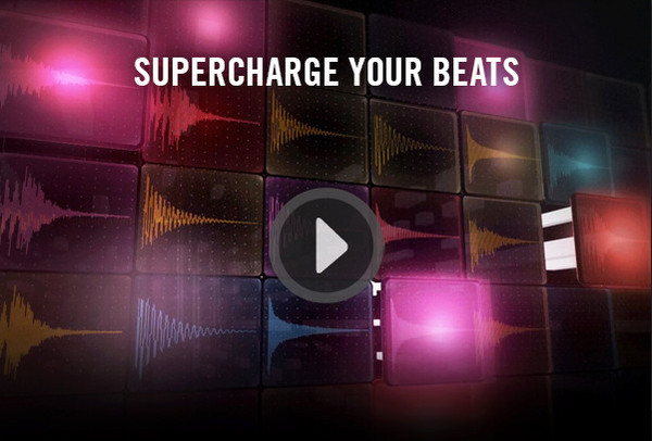 Native Instruments, Supercharge Your Beats