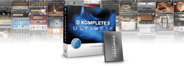 Native Instruments, Komplete 9,