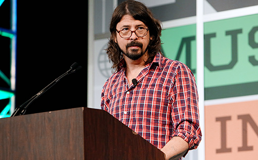 Dave Grohl, SXSW,